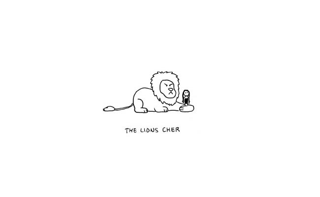 the lions cher