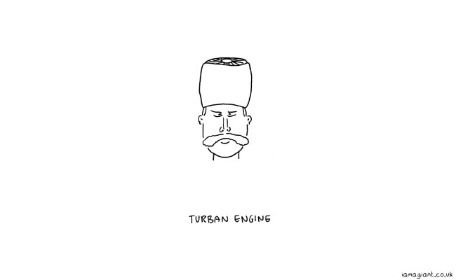 turban engine