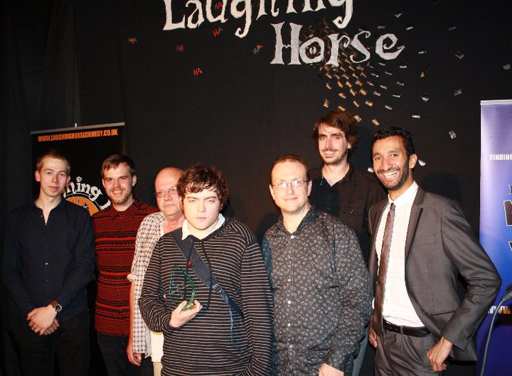 laughing Horse New Act 2011 Winners